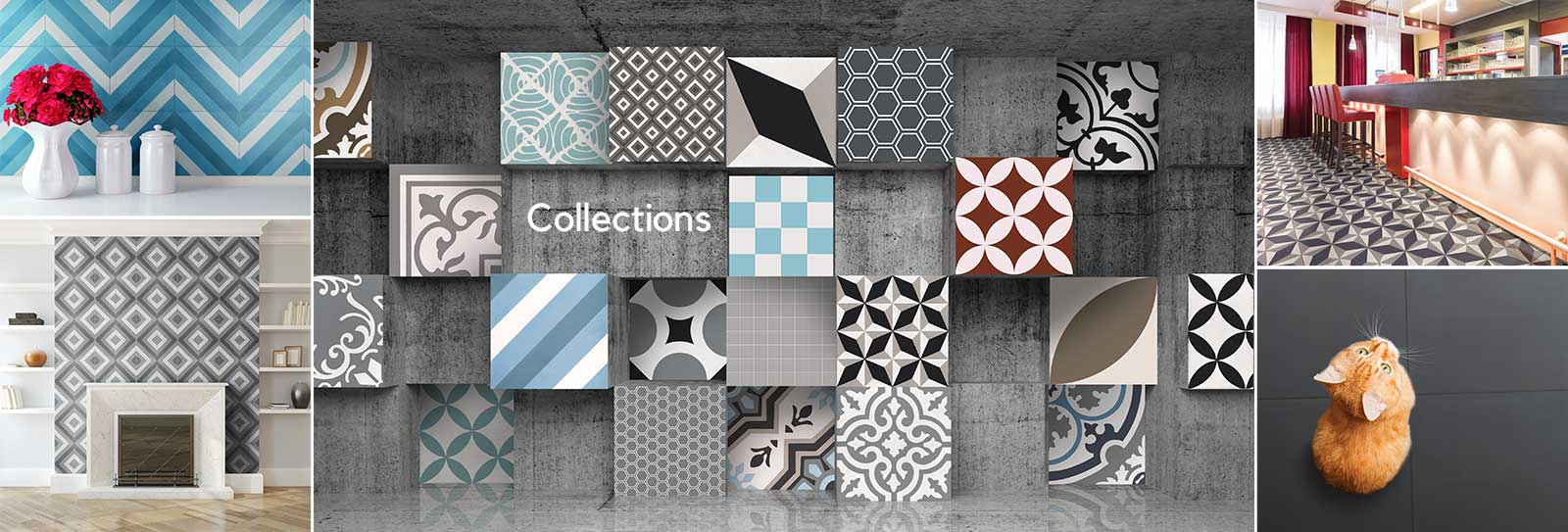 Collections header